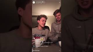 Brewing Tea with Reece Bibby & George Smith (NewHopeClub) Livestream