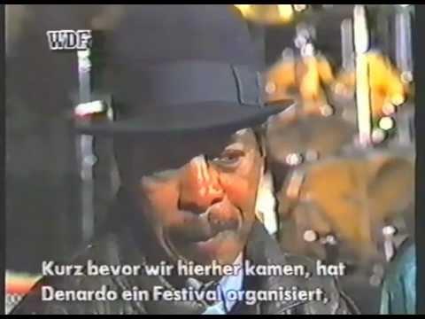 Ornette Coleman Prime Time, Stadtgarten Cologne 1987 Part 3