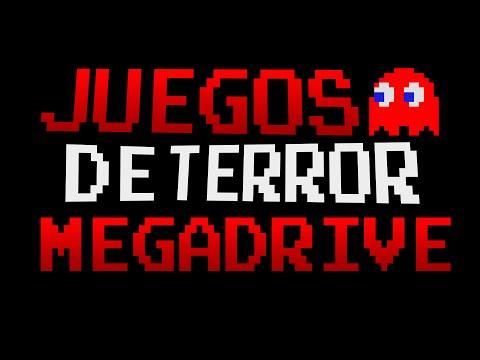 Los Mejores Juegos De Terror Para Megadrive