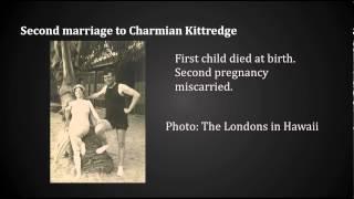 A short biography on Jack London