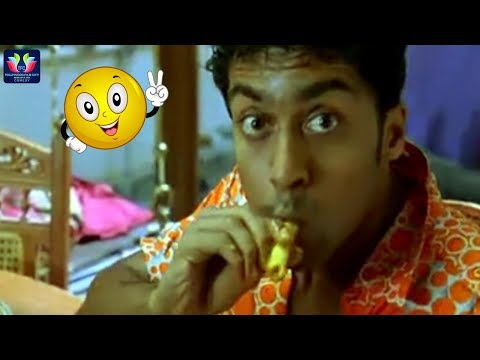 Suriya Eating Funny Comedy Scene || Latest Telugu Comedy Scenes || TFC Comedy