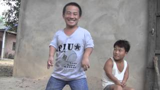 Hmong Lao Movie Star Interview   Yeeb ncuab maim lej 1