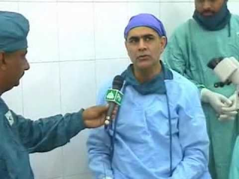 3rd Pir Irani Phaco Surgery Camp At Mustafai Hospital Sukkur ( Malik Imran Shahid) Ptv Sukkur video