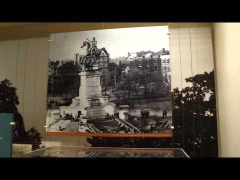 Smithsonian Institution National Civil War Museum 1st Exhibit 2nd Floor