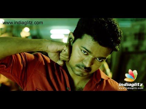 Kaththi Official Trailer Review   Vijay Samantha A. R. Murugudoss...