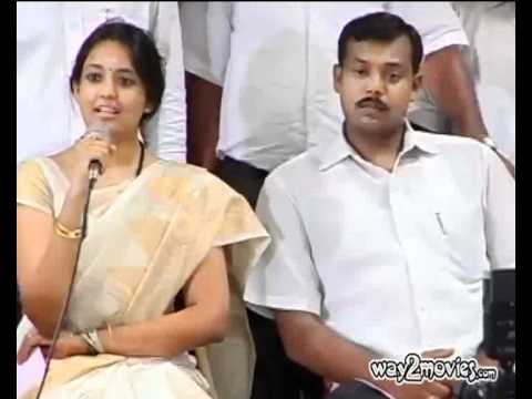 Actress Ranjitha Press Meet