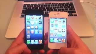How to Unlock iPhone 4 4s 5 - Apple's Factory Unlock any iOS 5 6 7