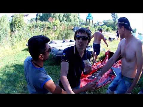 08072018, Харьков, Большая Даниловка, Очистка реки, акция, часть 1