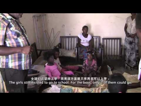 Visit to Orphanage in Democratic Republic of The Congo 2014 - English