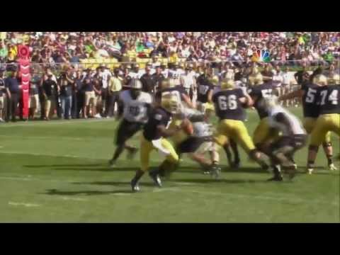 Notre Dame Football- Count On Me 2014
