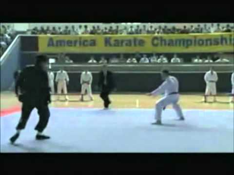 jeet kune do vs karate- first fight (bruce lee series) Image 1