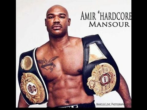 Amir Mansour talks boxing in Delaware with Linwood Jackson