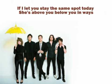 The Airborne Toxic Event - A Certain Type Of Girl