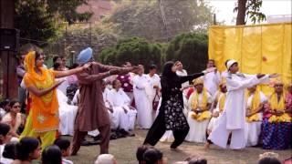 Bharoto Bhagyo Bidhata - Based on National Anthem of India