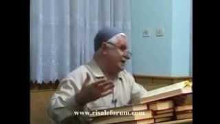 Necmeddin İlgen - Risale-i Nur'un İlimdeki Yeri ve Getirdikleri