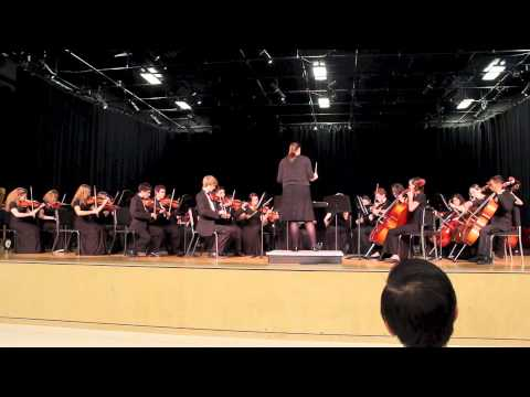Cedar Ridge High School Orchestra Fall 2012 Concert