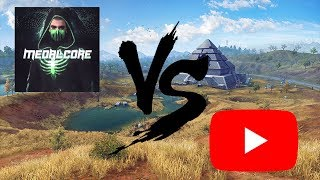 MEDAL vs YOUTUBERS - Rules of Survival: Battle Royale