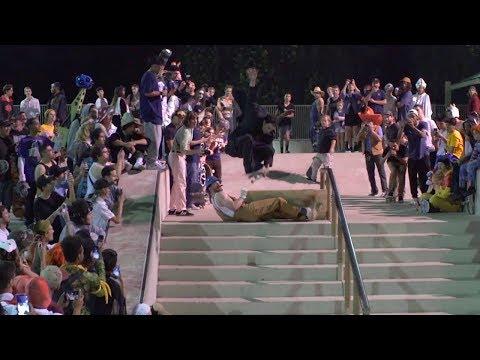 Tempe Park Halloween 2018 Video