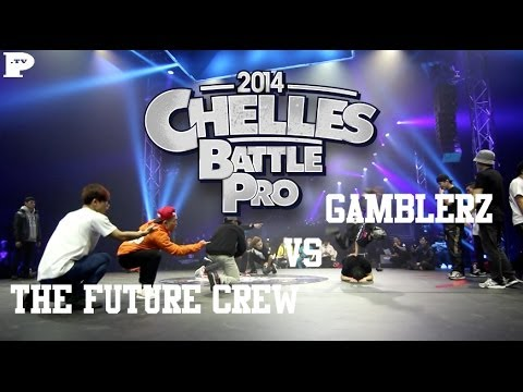 The Future Crew vs Gamblerz | Chelles Battle Pro 2014