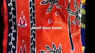 Batik Indonesia - Batik Grobogan dari desa Kuwaron, kecamatan Gubug, Grobogan, Jawa Tengah