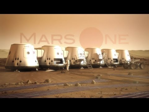 Is Mars One a scam, fantasy or brilliant idea? - Spacevidcast Live 6.13