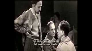"""Bergman y el teatro"", (Documental)."