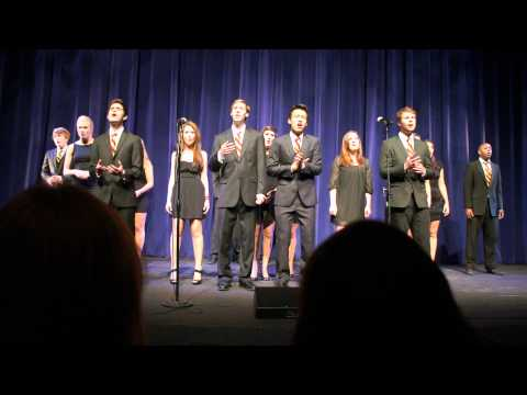 Poison & Wine (The Civil Wars) - SoCal VoCals ICCA 2012 Set