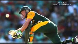 AB DE VILLIERS 119 VS INDIA 5TH ODI MATCH