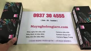 Camera Nguỵ Trang Móc Khoá Quay Lén FHD 1080 Mới Nhất 2019