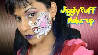 Pokemon JigglyPuff Makeup