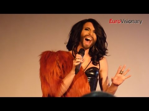 Austria Eurovision Song Contest Highlights 2011 - 2015