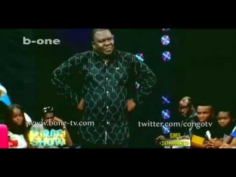 Comédies b-one SHOW, MBUTA LIKASU avec Dauphin M