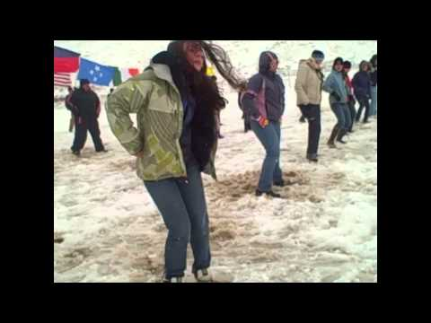 Port of Dutch Harbor, Unalaska, Alaska, United States - UptoFaith Global Dance 2011 - [Practice]