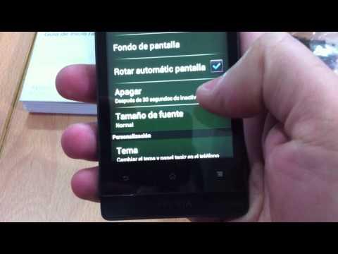 Sony Xperia Miro ST23a Telcel - Guerrero Móvil -