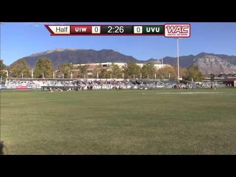NCAA Soccer: Incarnate Word at Utah Valley University