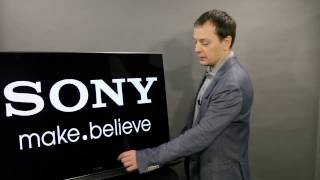 Sony BRAVIA HX853 Video Review by Hi-Fi.ru (720p)