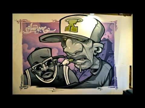 old school german Rap IS BACK mixtape nr.5 (Azudemsk, Retrogott, Shacke One)