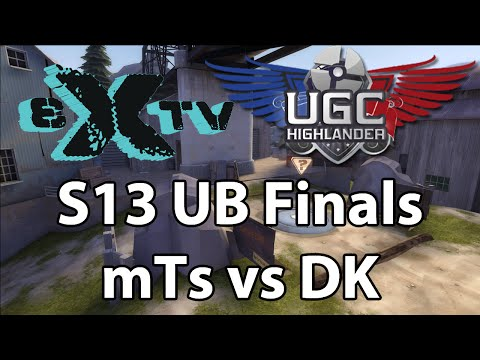 eXtv Live: UGC S13 UB Finals - mTs vs DK