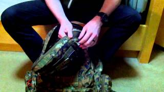 Condor 3 Day Assault Pack 125 (OD Digital) - Review