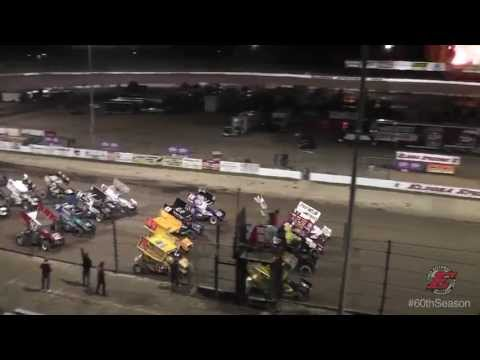 May 4 World of Outlaws Sprint Cars: feature highlights