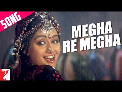 Megha Re Megha Song Lamhe Sridevi Anil Kapoor