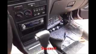 Honda how to flashing d4 with p0700 p1758 and how to for Honda accord d4 light blinking