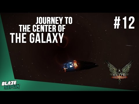 Elite: Dangerous - Sagittarius A* (Journey to The Center of The Galaxy #12)