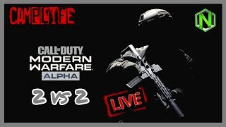 It's Alpha time ! | Modern Warfare