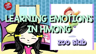Hmong Channel Learning Emotions in Hmong on Hmong Kids Channel