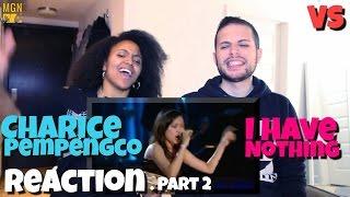 Download Lagu Charice Pempengco - I have nothing (Whitney Houston) - VS - Reaction Pt. 2 Gratis STAFABAND