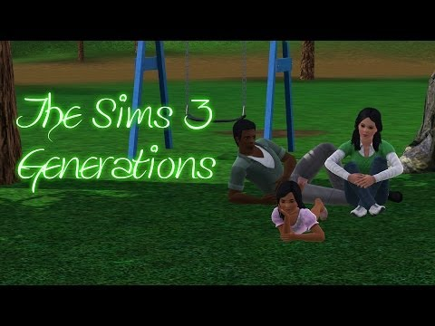 Let's Play The Sims 3 Generations - Part 7 - Leisure Day