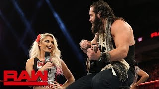 "Alexa Bliss wants to ""Walk With Elias"": Raw, Sept. 3, 2018"