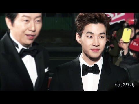 [HD]141229 헨리(Henry lau) MBC 방송연예대상_레드카펫