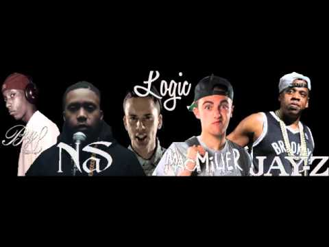 Keep It Real Feat  Mac Miller, Logic, Big L, Jay Z, and Nas